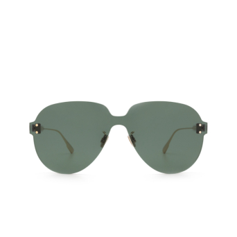 Dior® Mask Sunglasses: DIORCOLORQUAKE3 color Green 1ED/QT.