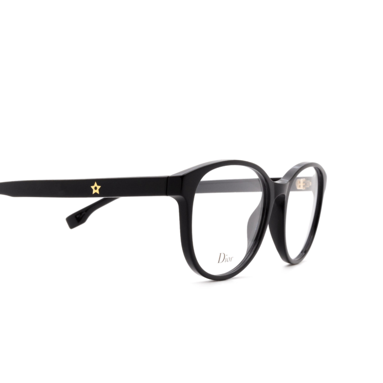 Dior® Butterfly Eyeglasses: DIORETOILE1 color Black 807.