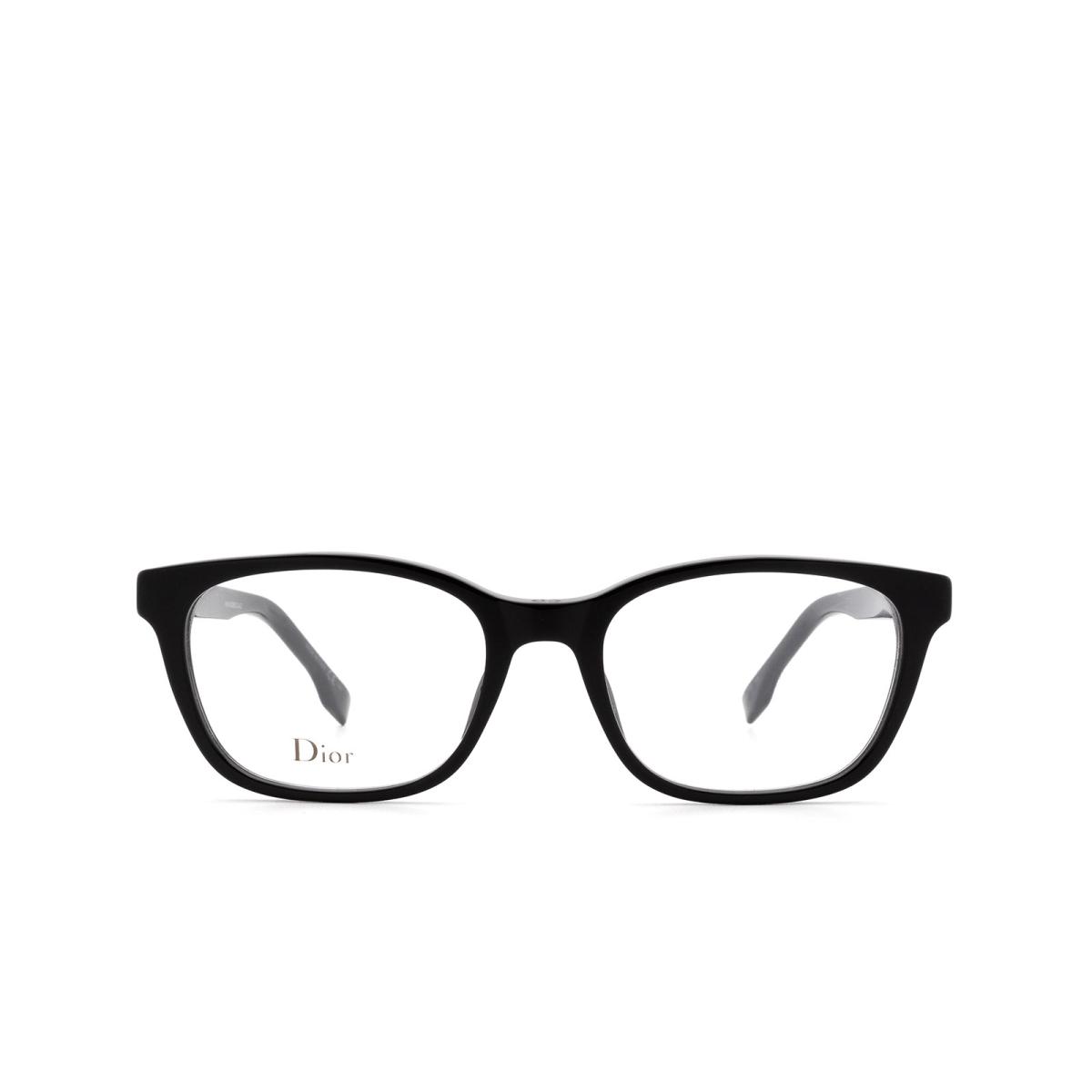 Dior® Butterfly Eyeglasses: DIORETOILE2 color Black 807.