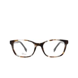 Dior® Eyeglasses: DIORETOILE2 color Grey Havana Aci.