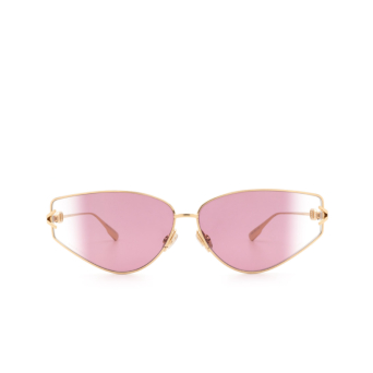 Dior® Cat-eye Sunglasses: DIORGIPSY2 color Rose Gold 000/9R.