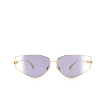 Dior® Cat-eye Sunglasses: DIORGIPSY2 color Rose Gold 000/SO.
