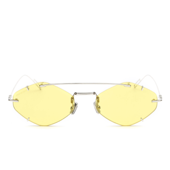 Dior® Irregular Sunglasses: Diorinclusion color Silver 010/J9.