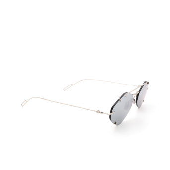 Dior® Irregular Sunglasses: Diorinclusion color Silver 010/OT.