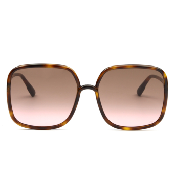 Dior® Square Sunglasses: SOSTELLAIRE1 color 086/86.