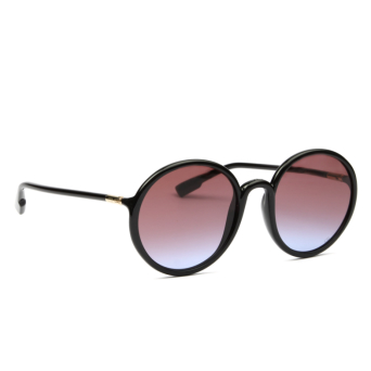 Dior® Round Sunglasses: SOSTELLAIRE2 color Black 807/YB.