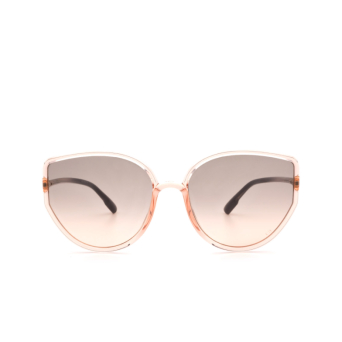 Dior® Butterfly Sunglasses: SOSTELLAIRE4 color Coral 1N5/FF.