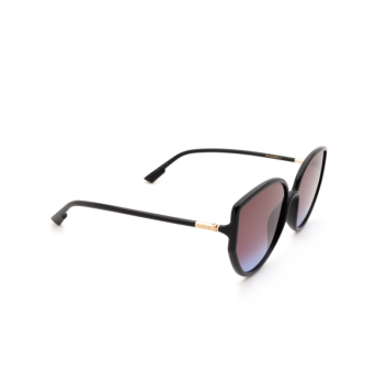 Dior® Butterfly Sunglasses: SOSTELLAIRE4 color Black 807/YB.