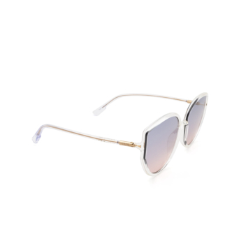 Dior® Butterfly Sunglasses: SOSTELLAIRE4 color Crystal 900/AJ.