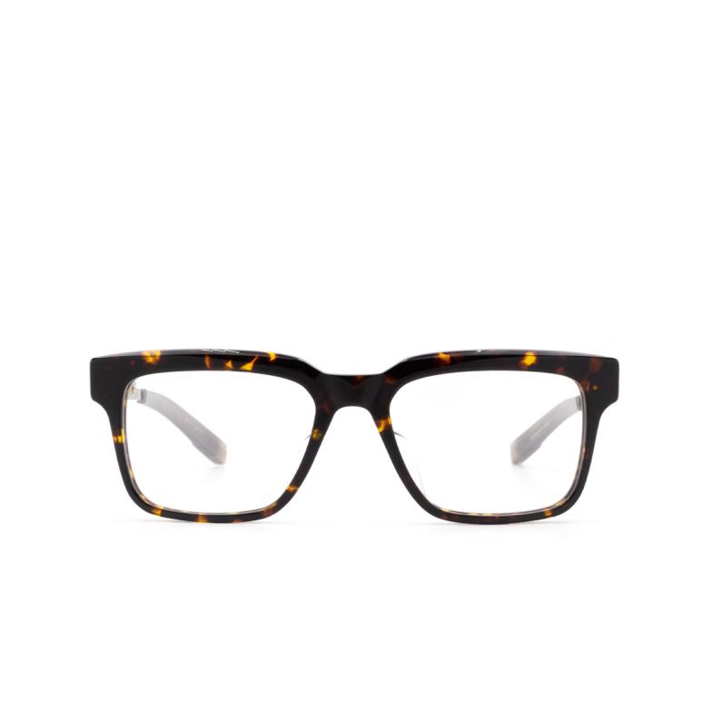 Dita® Square Eyeglasses: DLX702 color Trt-gld.