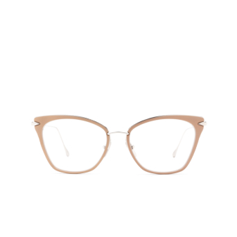 Dita® Butterfly Eyeglasses: DRX3041 color B-rgd-slv.