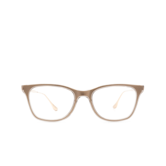 Dita® Cat-eye Eyeglasses: DTX505 color Gry-gld.
