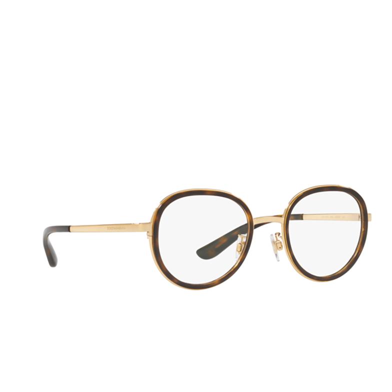 Dolce & Gabbana® Round Eyeglasses: DG1307 color 502.
