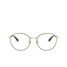 Dolce & Gabbana® Eyeglasses: DG1322 color Gold / Black 1334.
