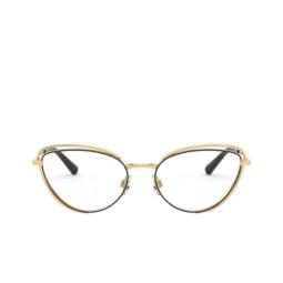 Dolce & Gabbana® Eyeglasses: DG1326 color Gold / Brown 1344.