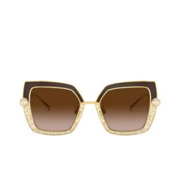 Dolce & Gabbana® Sunglasses: DG2251H color Brown 132013.