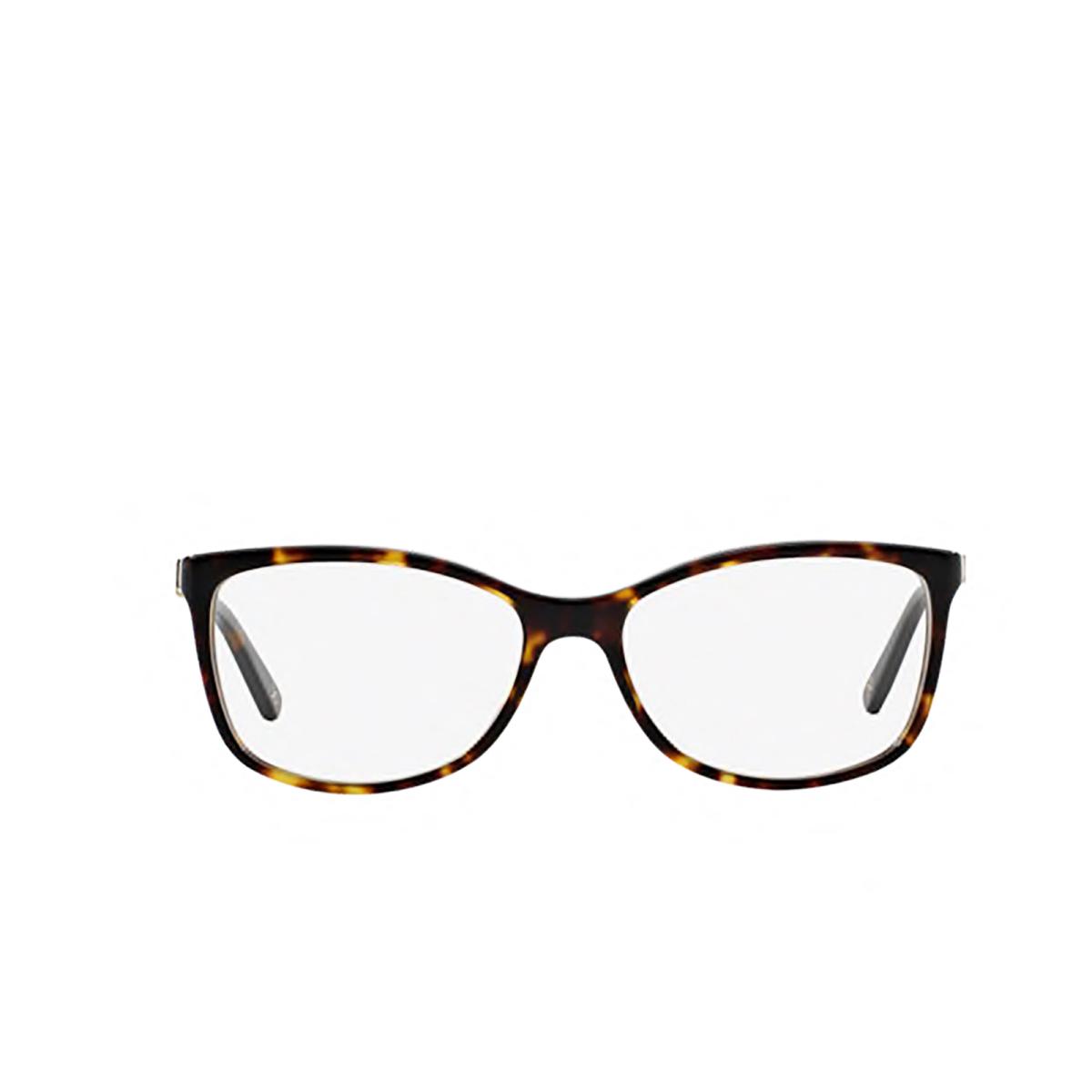 Dolce & Gabbana® Square Eyeglasses: DG3107 color 502 - front view.