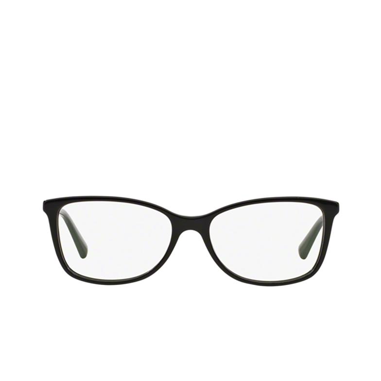 Dolce & Gabbana® Square Eyeglasses: DG3219 color Black 501.