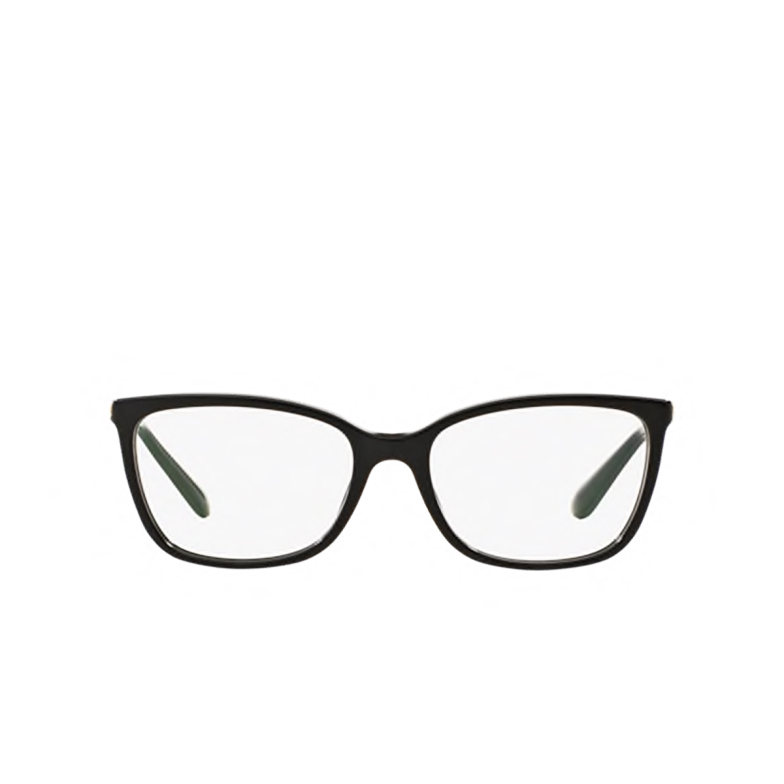 Dolce & Gabbana® Square Eyeglasses: DG3243 color Black 501.