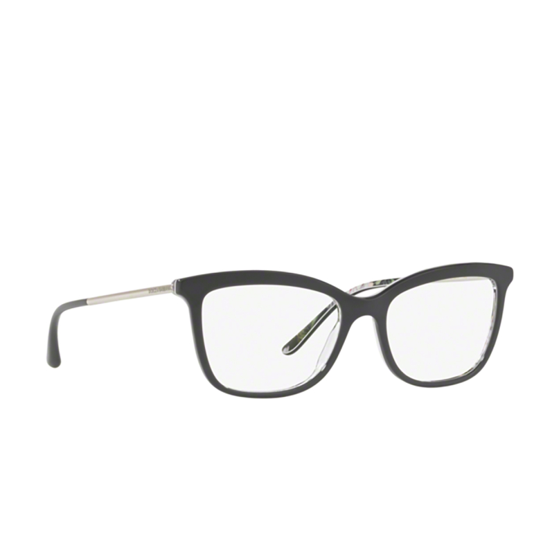 Dolce & Gabbana® Butterfly Eyeglasses: DG3286 color 3151.