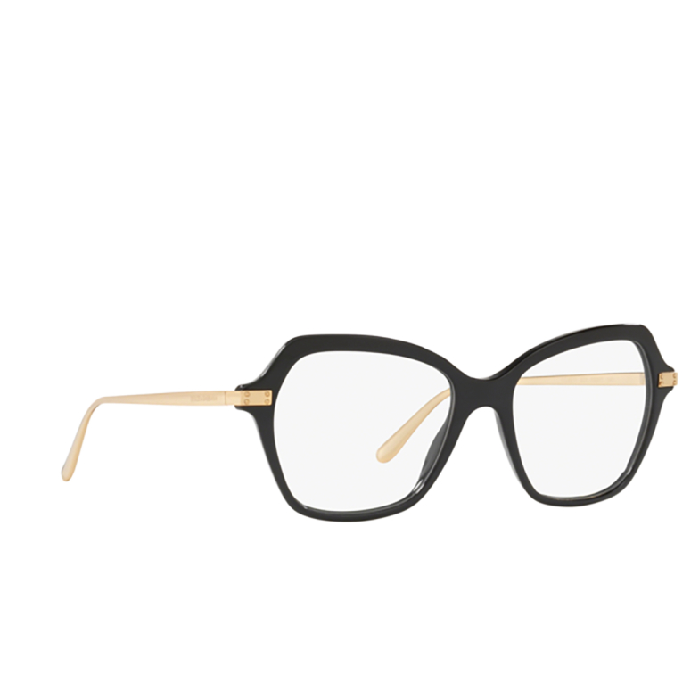 Dolce & Gabbana® Butterfly Eyeglasses: DG3311 color Black 501.