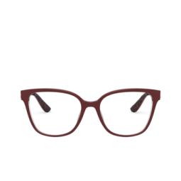 Dolce & Gabbana® Eyeglasses: DG3321 color Bordeaux / Damasco Glitter Black 3233.