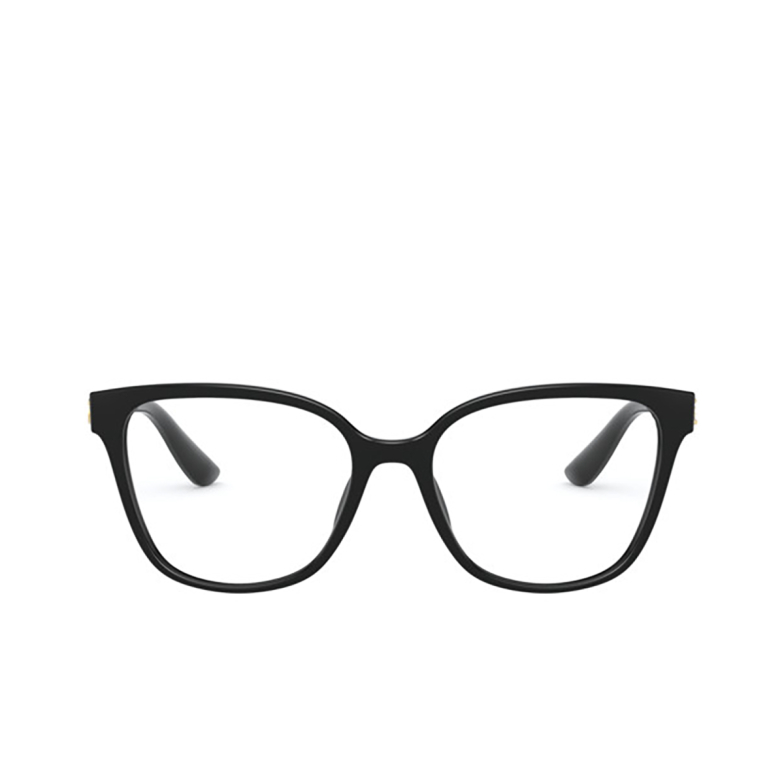 Dolce & Gabbana® Square Eyeglasses: DG3321 color Black 501.