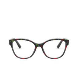 Dolce & Gabbana® Eyeglasses: DG3322 color Print Roses Hearts 3229.