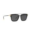 Dolce & Gabbana® Square Sunglasses: DG4327 color Black 501/87 - product thumbnail 2/3.
