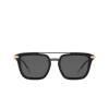 Dolce & Gabbana® Square Sunglasses: DG4327 color Black 501/87 - product thumbnail 1/3.