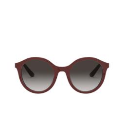 Dolce & Gabbana® Sunglasses: DG4358 color Bordeaux 30918G.