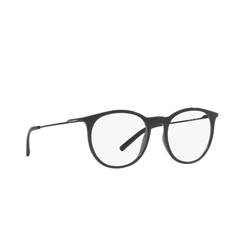 Dolce & Gabbana® Round Eyeglasses: DG5031 color 501.