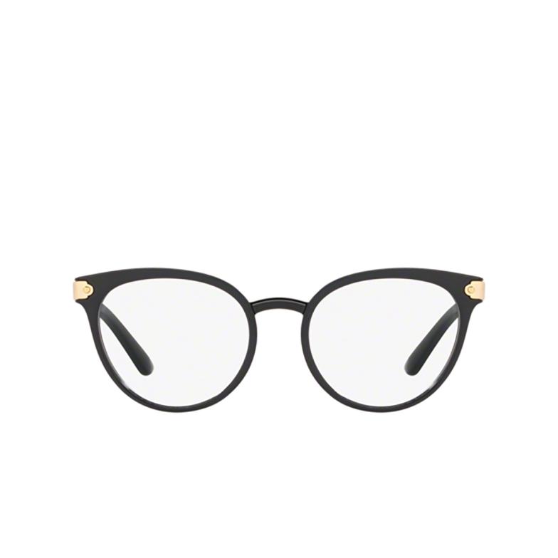 Dolce & Gabbana® Butterfly Eyeglasses: DG5043 color Black 501.