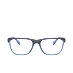 Dolce & Gabbana® Eyeglasses: DG5053 color Transparent Blue / Black 3258.