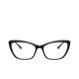 Dolce & Gabbana® Eyeglasses: DG5054 color Black On Transparent Grey 3246.