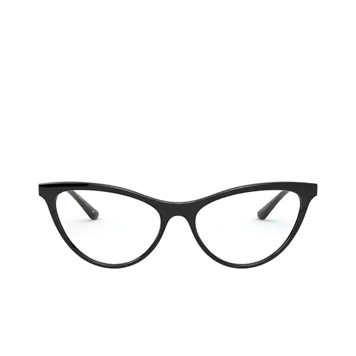 Dolce & Gabbana® Cat-eye Eyeglasses: DG5058 color Black 501.