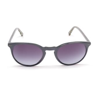 Etnia Barcelona® Round Sunglasses: Jordaan Sun color Gygr.