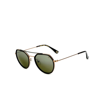 Etnia Barcelona® Aviator Sunglasses: Liberty color Bkbz.