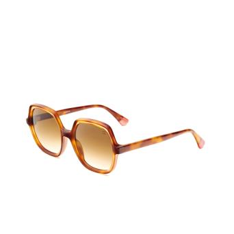 Etnia Barcelona® Square Sunglasses: Mala color Hvco.