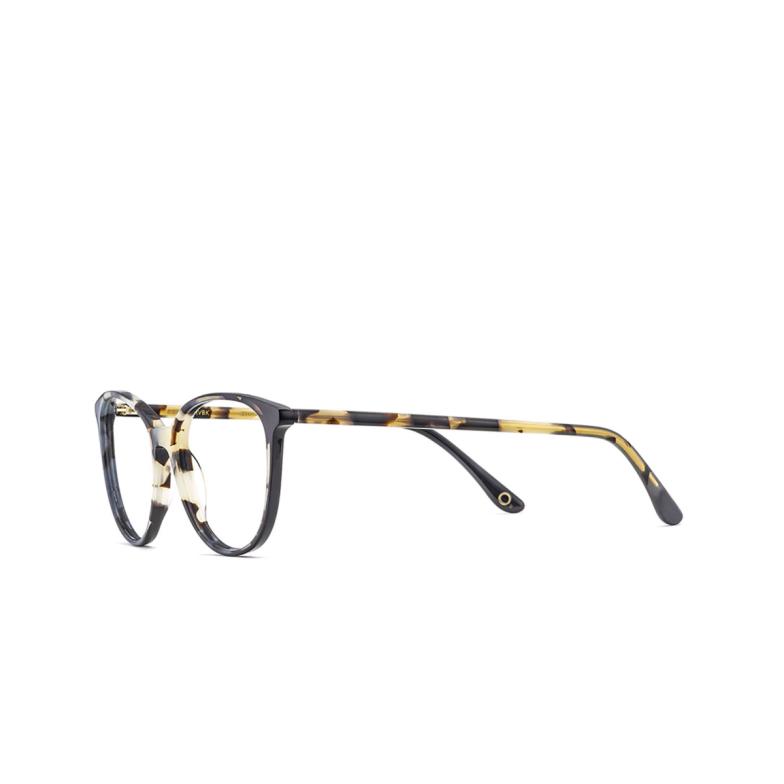 Etnia Barcelona® Butterfly Eyeglasses: Marie color Hvbk.