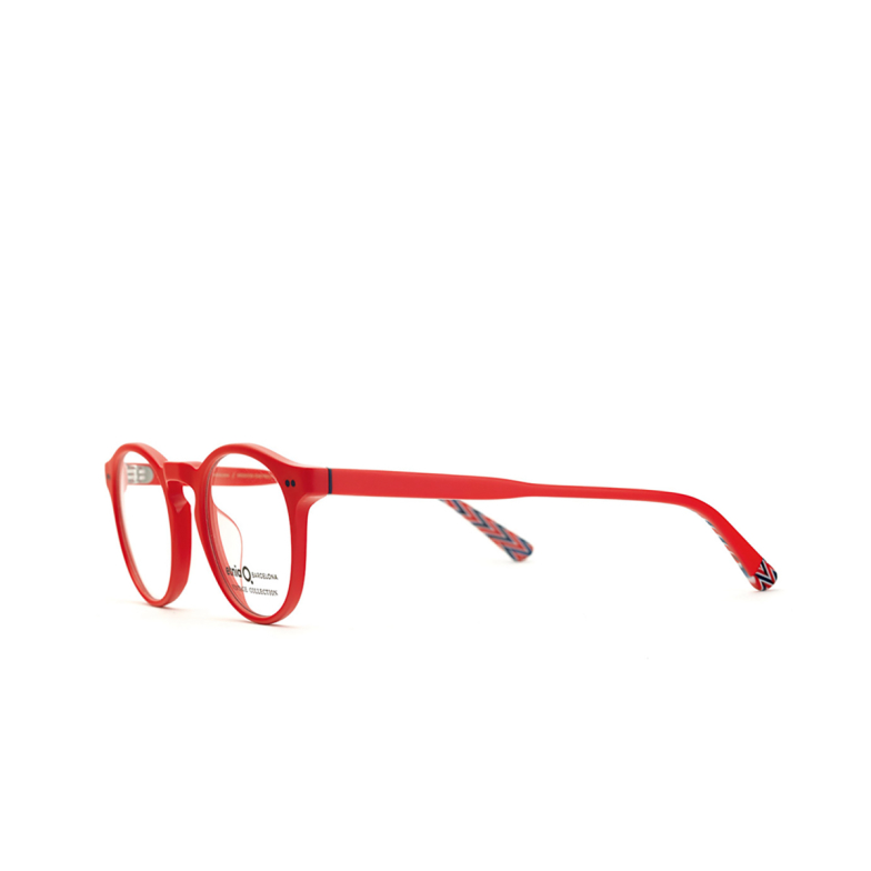 Etnia Barcelona® Round Eyeglasses: Mission District color Rdbl.