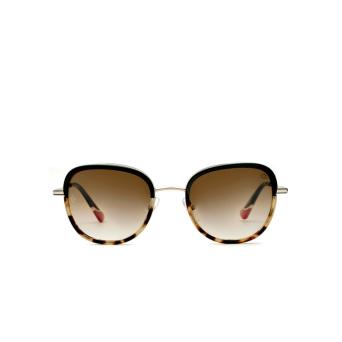 Etnia Barcelona® Square Sunglasses: Queretaro color Bkhv.