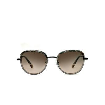 Etnia Barcelona® Square Sunglasses: Queretaro color Gdbk.