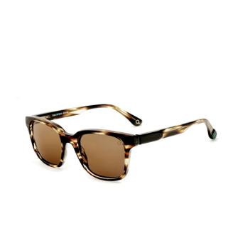 Etnia Barcelona® Square Sunglasses: Trento Sun color Hvgr.