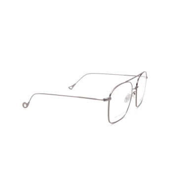 Eyepetizer® Square Eyeglasses: Andre' color Gunmetal C 3.