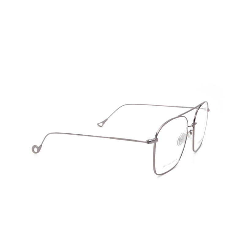 Eyepetizer® Square Eyeglasses: Andre' color Gunmetal C 3.