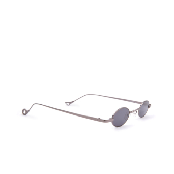 Eyepetizer® Oval Sunglasses: Duke color Gunmetal C.3-7.