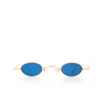 Eyepetizer® Oval Sunglasses: Duke color Gold C.4-2.
