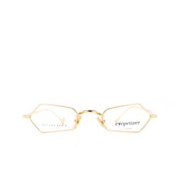 Eyepetizer® Eyeglasses: Duval Optical color Gold C 4.