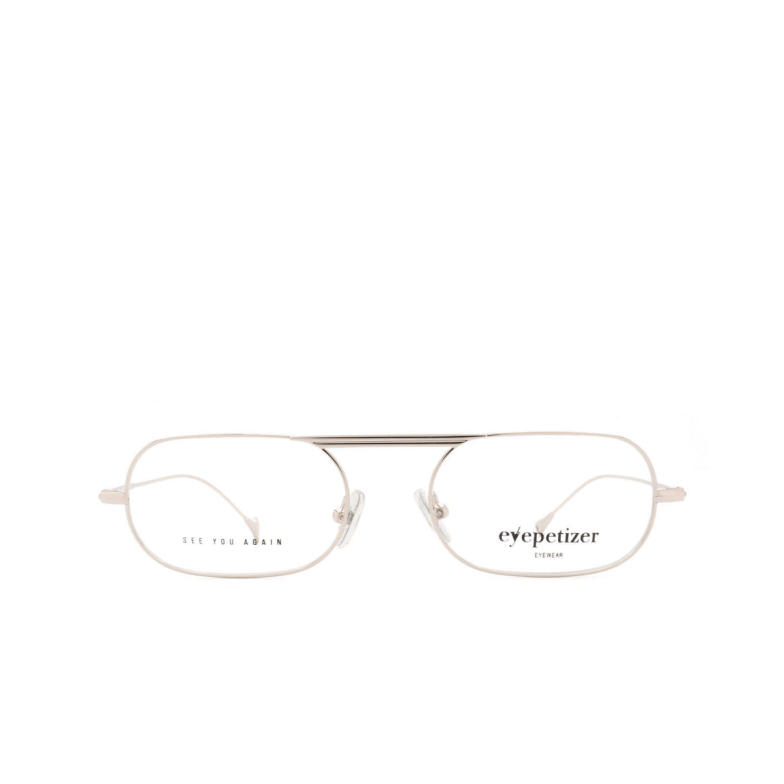 Eyepetizer® Oval Eyeglasses: Eric color Silver C.1.